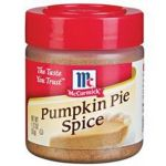 McCormicks Pumpkin Pie Spice